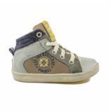 Braqeez Sneakers taupe