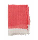 Cavallaro Sjaal allessandro scarf red rood