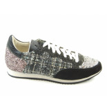 Miss Behave Sneakers zwart