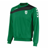 Hummel Vvm training sweat 020768 groen