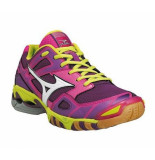 Mizuno L wave bolt 3 015448 paars