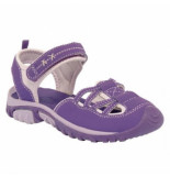 Regatta Sandaal girls boardwalk sandals purple iris paars