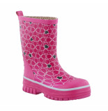 Reima Kinder regenlaarzen barium roze