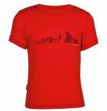 Icebreaker Rood tech t lite ridge t-shirt