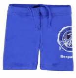 Sonpakkie Uv zwemshort big shark uv factor 60 blauw