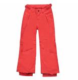 O'Neill 'poppy' rode skibroek jewel met thermal voering rood
