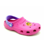 Crocs Dora flowers roze