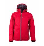Tenson Jas miles jacket red rood