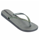 Ipanema Slippers lolita silver zilver