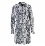 Supertrash Dress do leopard wit
