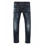 Scotch & Soda Jeans tye slim fit blue grey scotch blauw