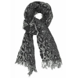 Circle of Trust W17.96.1001 cosi scarf carbon zwart