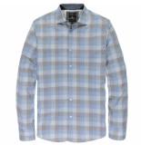 Vanguard Vsi175422 5279 l/s shirt cf check roxbury lavender lustre blauw