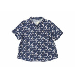 Brian and Nephew Blouse kato donker blauw