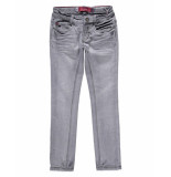 Blue Rebel Jeans pyriet ultra skinny fit grey whale wash grijs
