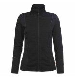 Icepeak Midlayer cat 034101 zwart