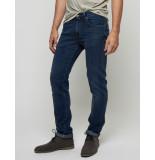 PT Jeans 5-pocket basic blue stretch denim blauw