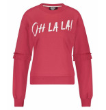Catwalk Junkie Sweater oh lala red rood