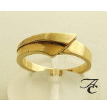 Atelier Christian 14 karaat ring