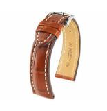 Christian Hirsch horlogeband c14 04807 capitano geel goud