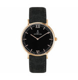 Kapten & Son Horloge all black vintage campina 4251145221522