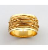 Christian Gouden ring geel goud