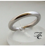 Atelier Christian Ring wit goud