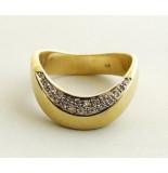 Casio Ocn ring met diamant