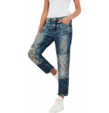 G-Star 3301 qd mid boyfriend 7/8 wmn-23-30 denim