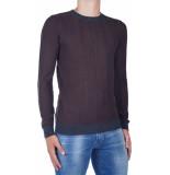 Antony Morato Pullover round collar -3 m bruin