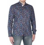 Companeros Printed shirt -6 xxl rood