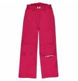 Ziener Pink kleurige meisjes skibroek ava 7.000mm waterkolom roze
