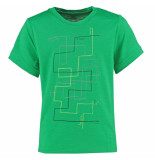 Icebreaker Groen tech t lite east cape field t-shirt