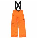 Spyder Neon fel jongens skibroek boy's propulsion 10.000mm waterkolom oranje
