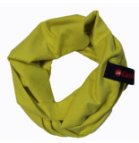 Boys in Control 615 bright yellow sjaal geel