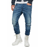 G-Star D-staq 5-pocket slim medium indigo aged denim