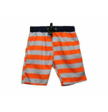 Jumping The Couch Zwemshort streep oranje