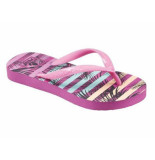 Reef Slipper little escape palm str roze