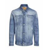 Jack & Jones Jacket alvin jeans blauw