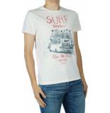 Take A Way T-shirt suncolored purple-3 m wit