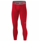 Jako Long tight compression 2.0 038187 rood