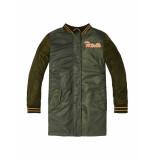 Scotch R'Belle Zomerjas -teamholidayjacket army green groen