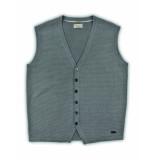 Baileys Vest bart grey grijs