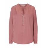 Betty Barclay Blouse glitter pink roze