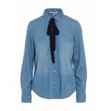Tramontana Spijkerblouse cindy blue blauw