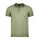 Shockly Polo aviator military groen