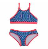 Zee & Zo Zee & zo meisjes bikini buttercup boho blue blauw