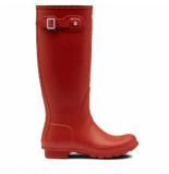 Hunter Regenlaars original wellington tall military red rood