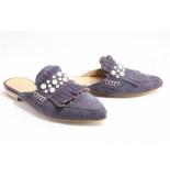 Barnello De-2 slippers blauw