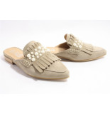 Barnello De-2 slippers taupe
